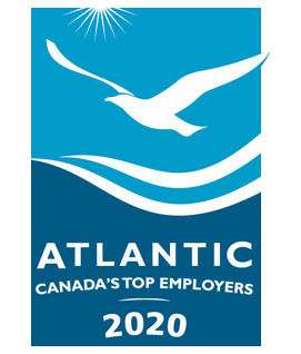 Atlantic Canada's Top Employers 2020 Logo